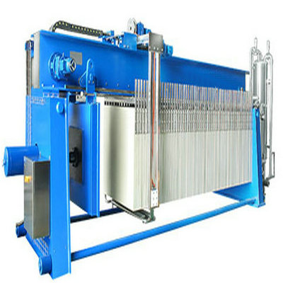 Most Professional Chamber Membrane Filter Press With Motor