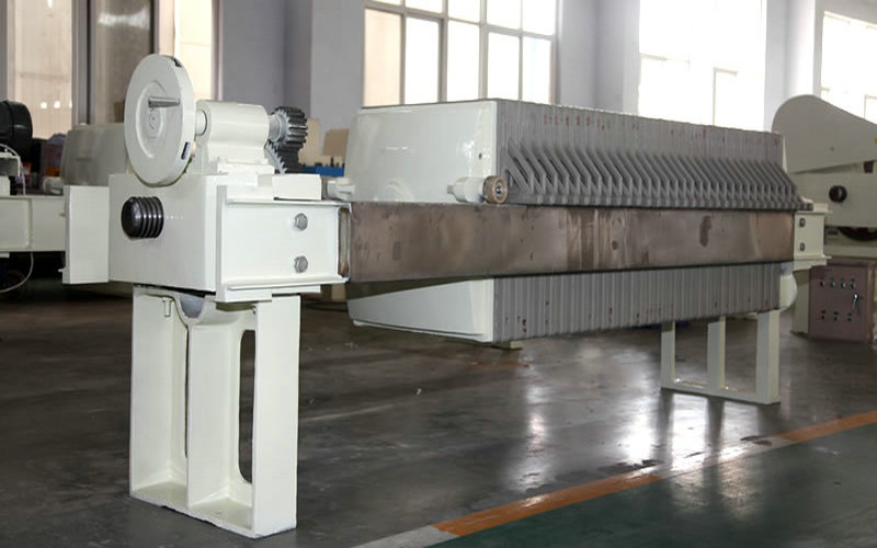 Automatic Hydraulic Pottery Plate Frame Filter Press