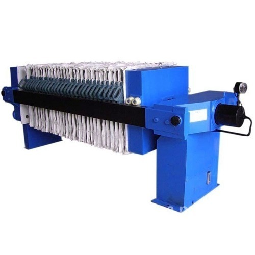 Sugar Syrup Chamber Diaphragm Filter Press