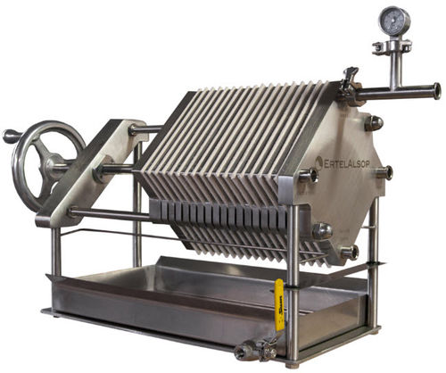 Best quality Food Grade Stainless Steel Filter Press