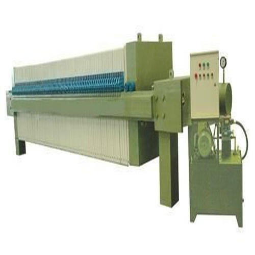 Tianguan High Quality Popular Plate Filter Press