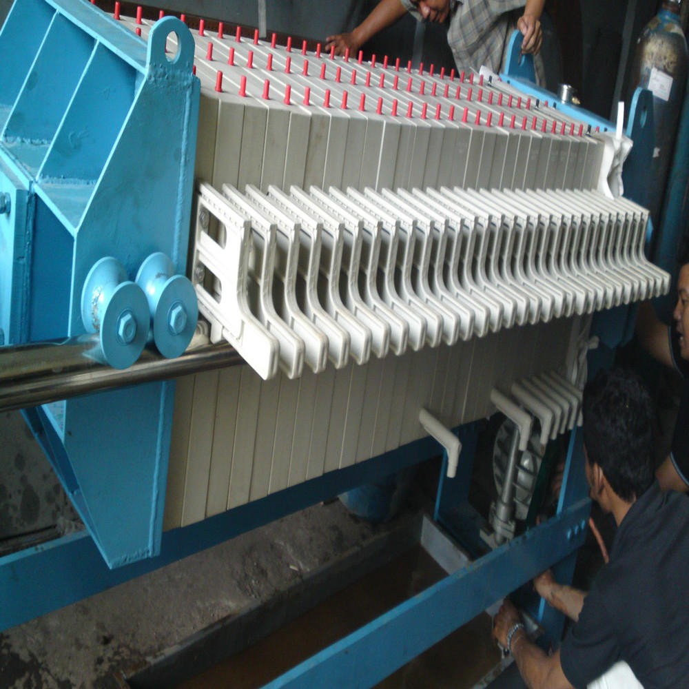 Competitive Price High Quality Chamber Membrane Filter Press