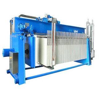 Sludge Dewatering Filter Press With Motor