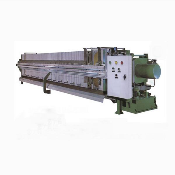 Cangzhou Automatic Filtering Membrane Chamber Filter Press