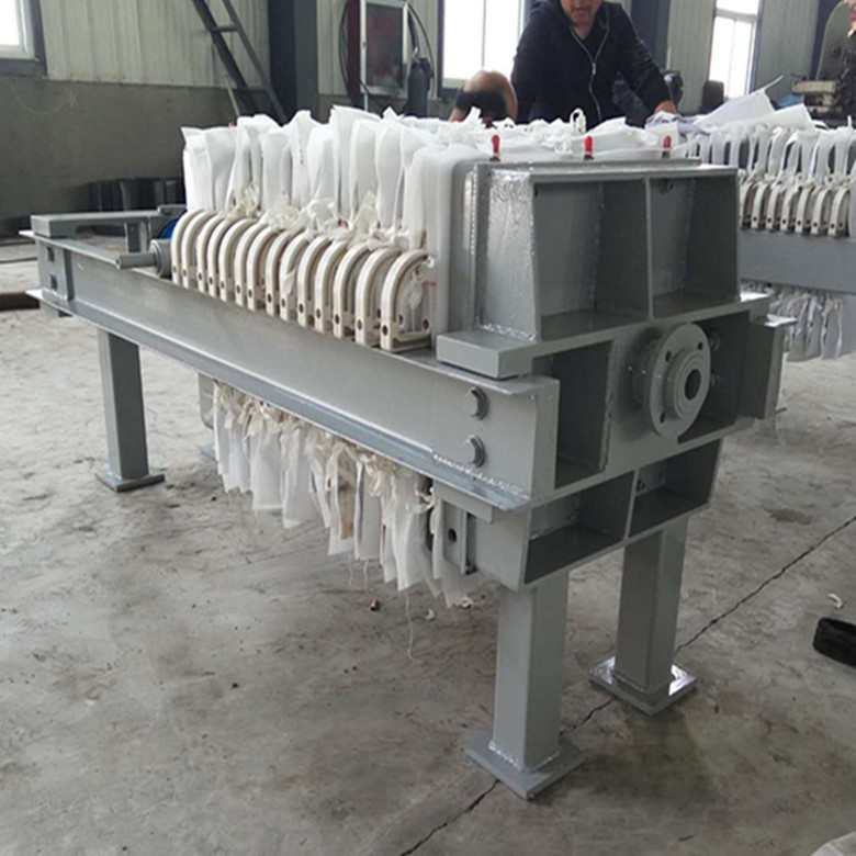 Coal Washing Plate Frame Filter Press For Industrial