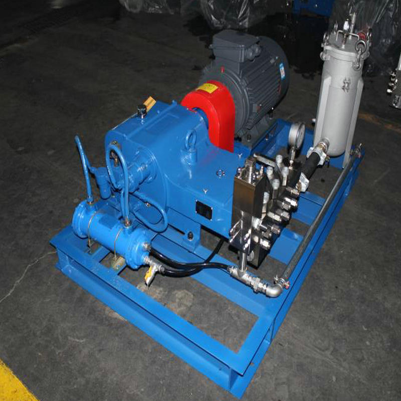 High Pressure Filter Press Wash Feeding Pump