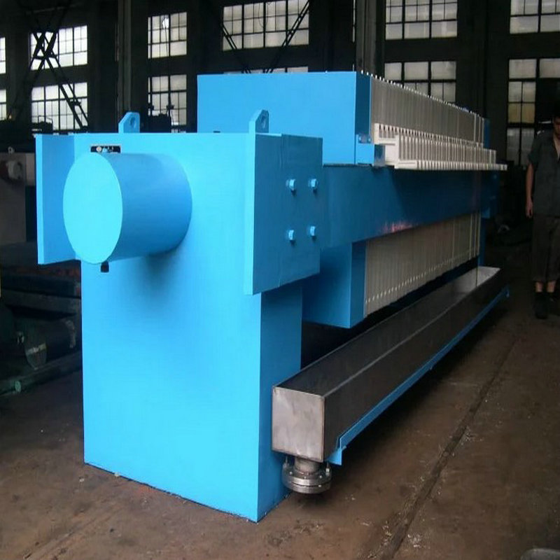 Strew/Wood/Waste Paper Pulp Chamber Filter Press