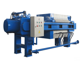 Portable Automatic Metallurgy Cast Iron Filter Press