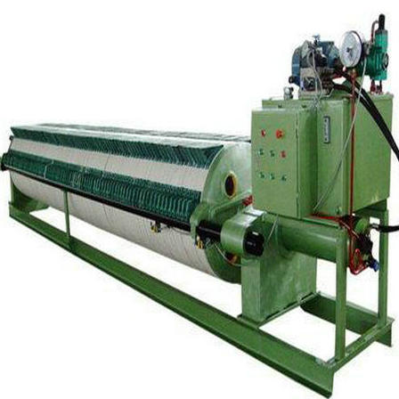 Auto Cake Washing Plate And Frame Filter Press