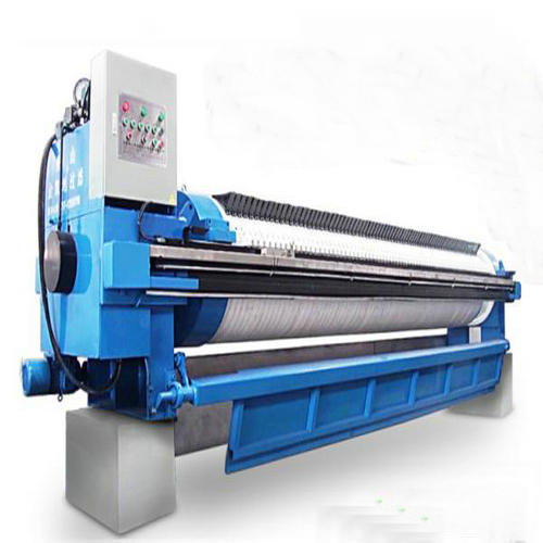 Efficiency Hydraulic Membrane Plate Pharmacy Filter Press