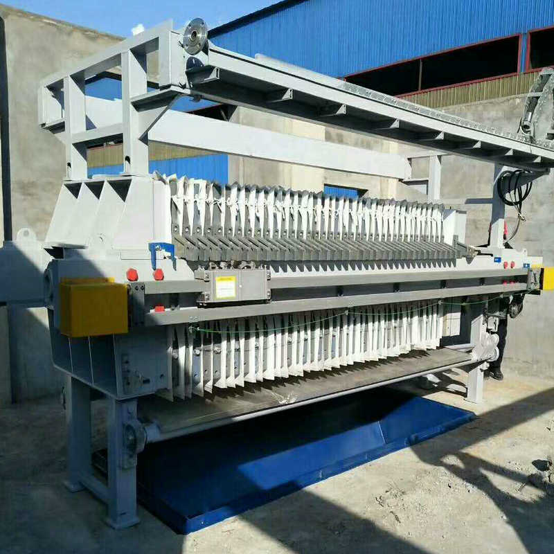 Mineral and Metallurgy Industry Filter Press