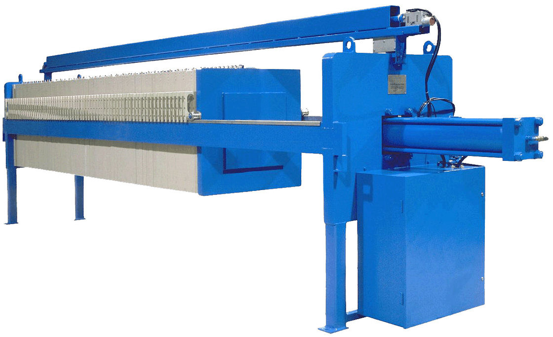 Sugar Syrup Plate Frame Filter Press Hydraulic