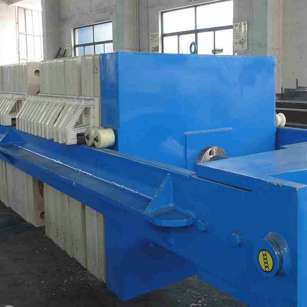 Electronic Zinc Oxide Automatic Filter Press