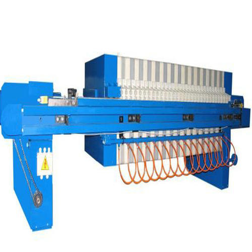 Pottery Clay Chamber Diaphragm Filter Press