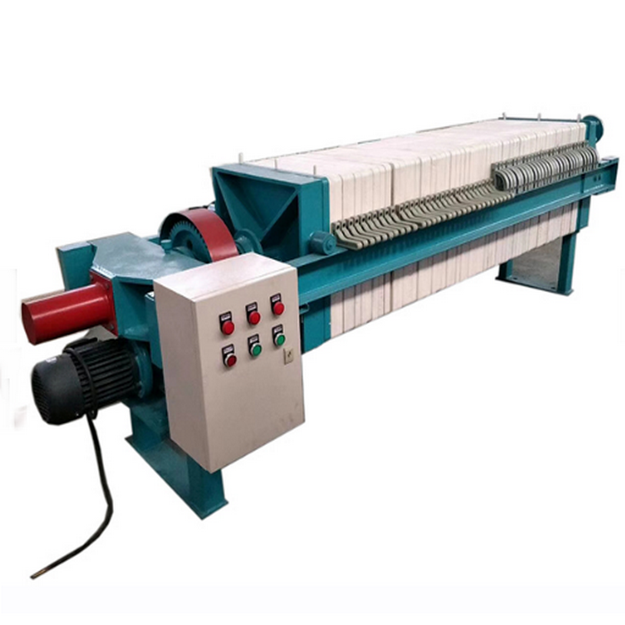 Food Degree Automatic Chamber Membrane Filter Press