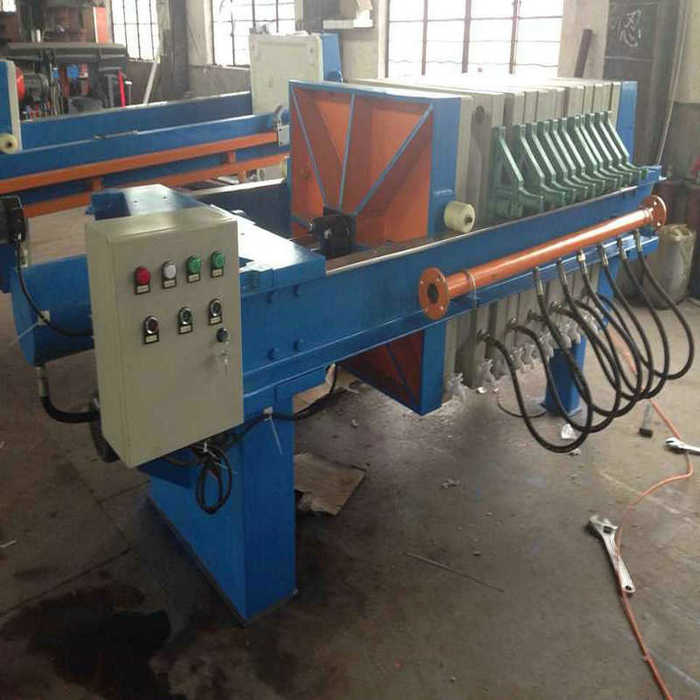 Paper Industry Chamber Membrane Automatic Filter Press