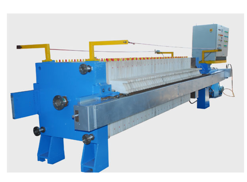 Industrial Hydraulic Chamber Filter Press For Sugar