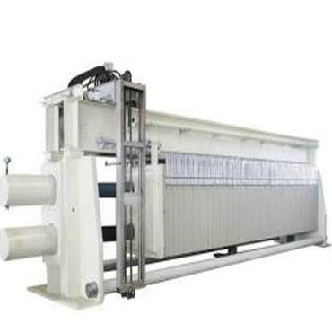 Square Plate Frame Filter Pressing Machine Factory Price