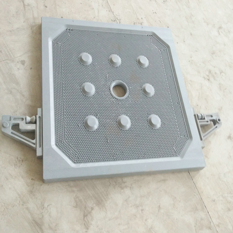 Self Washing Food Beverage Plate Frame Filter Press