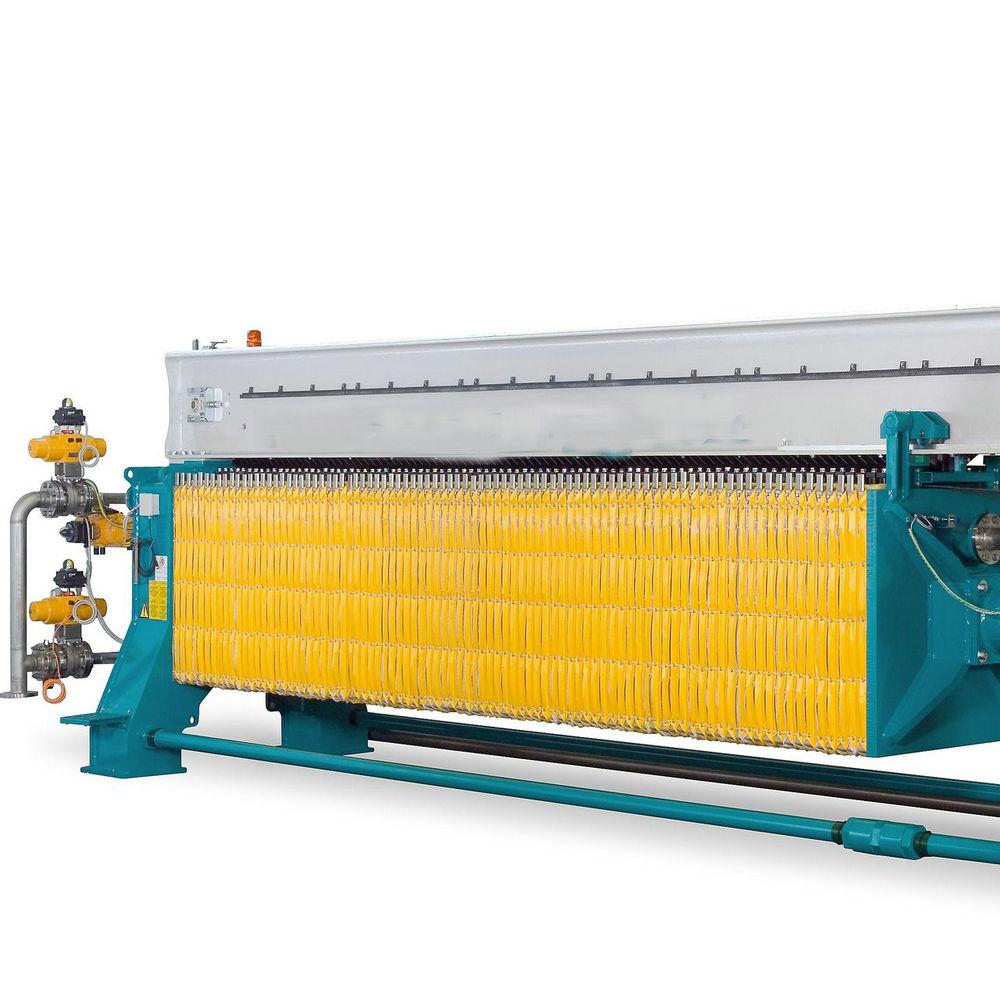Dewatering Ore Sludge Small Membrane Belt Hydraulic Plate