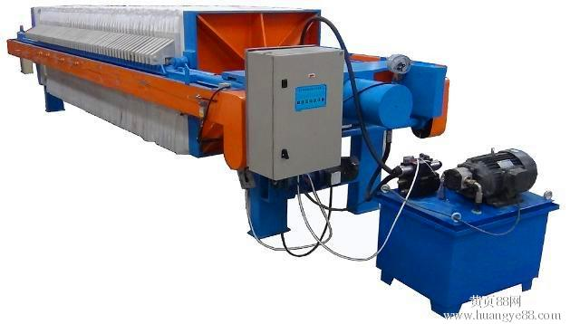 Chamber Membrane Filter Press For Coal Washing