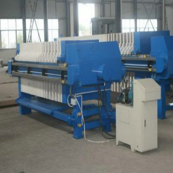 Starch Diaphragm Chamber Filter Press Automatic