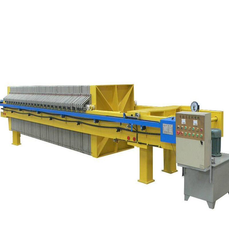 Auto Shifting Paper Industry Wastewater Filter Press