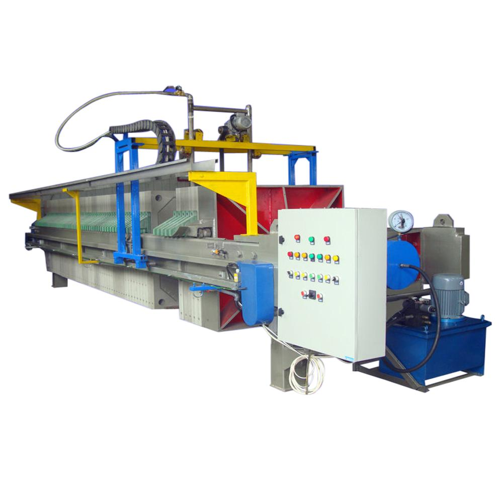 Waste Water Filtration Treatment Filter Press