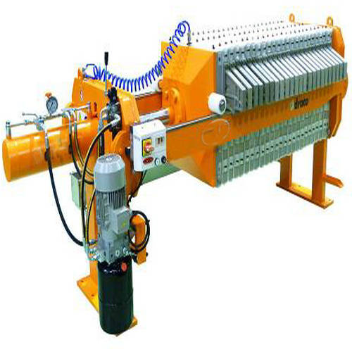 Fully Automatic Chamber Filter Press For Starch