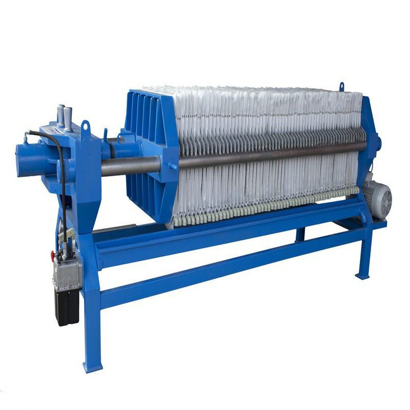 Automatic Wash Sugar Syrup Cast Iron Filter Press