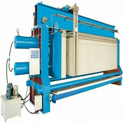 High Effective Chamber Filter Press For Food Beverage
