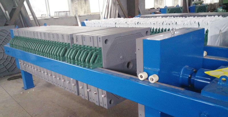 Automatic Hydraulic Chemical Industry Chamber Filter Press