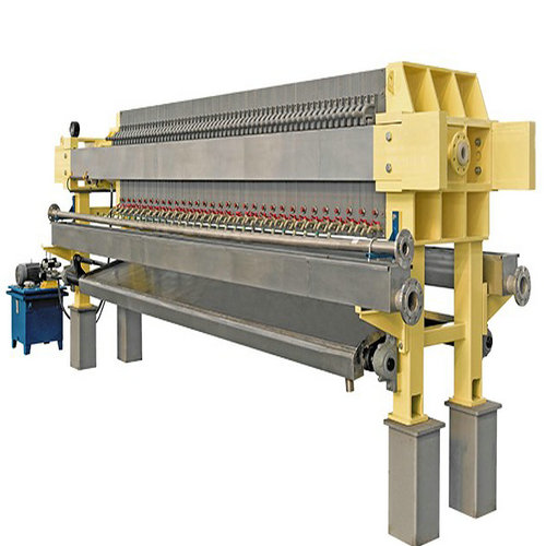 High Effective Chamber Filter Press For Coal Washing