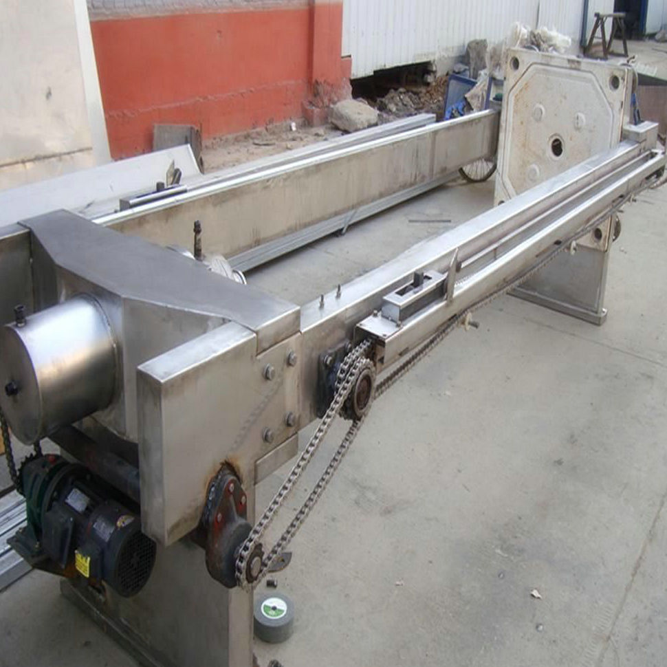 Chamber Diaphragm Filter Press For Food Beverage