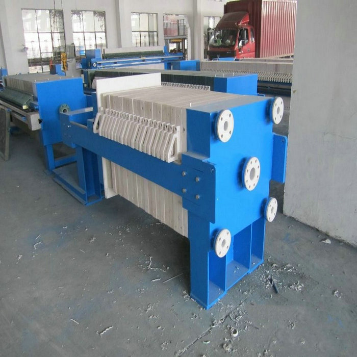 High Pressure Corn Starch Plate Frame Filter Press