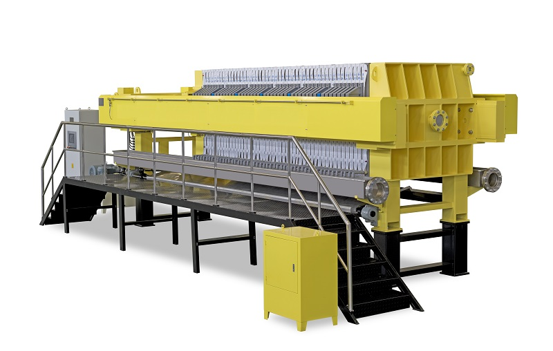 Automatic Food Starch Plate Frame Filter Press