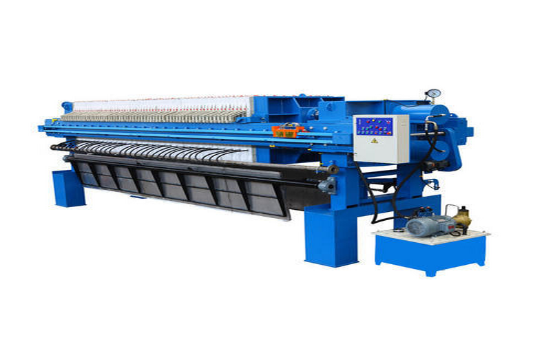 Best Price Program Control Automatic Cast Filter Press