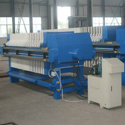 Paper and Pulp Factory Sludge Dewatering Filter Press
