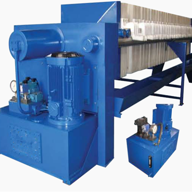 Paper Industry Plastic membrance Filter press