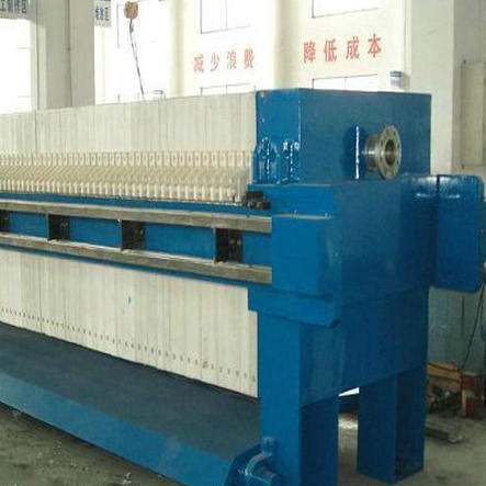 Hydraulic Chamber Starch Water Treatment Filter Press